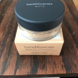 bareMinerals Makeup - NWB bareMinerals Matte Powder Foundation with SPF